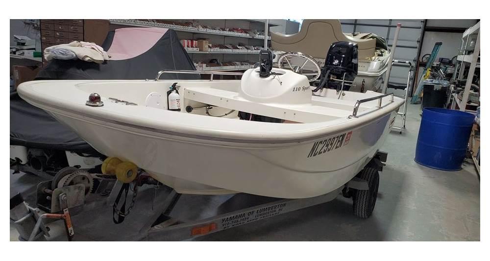 Boston Whaler 110 Sport – Sold!